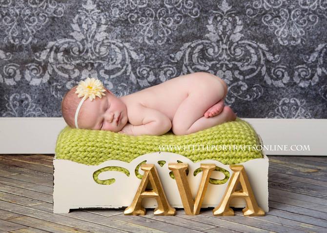Ava | Lake County Newborn Photographer