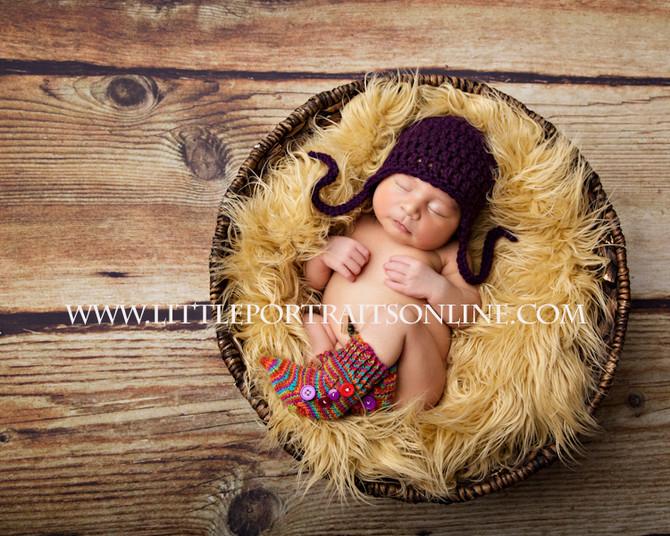 Lilianna | Lake County Newborn Photographer