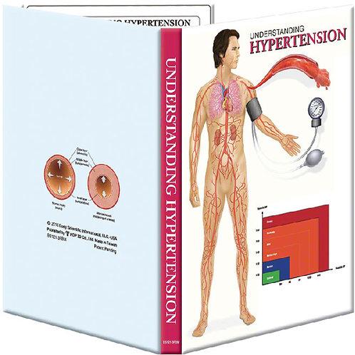 Understanding Hypertension - Medical Book (Tri-fold)