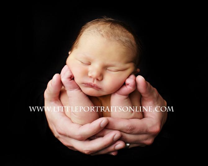 Kiera | Lake County Newborn Photographer