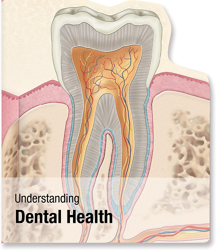 Dental Health - Lenticular Book