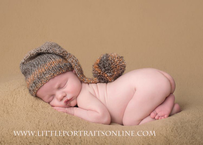 Baby Boy | Lake County Newborn Photographer
