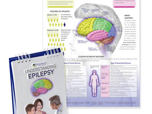 Epilepsy Flip book and Chart