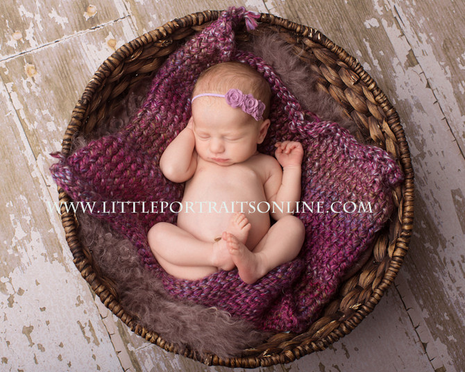 Lucy | Lake County Newborn Photographer