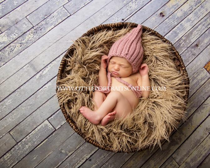 Taylor | Lake County Newborn Photographer