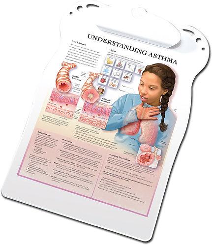 Asthma - Clipboard