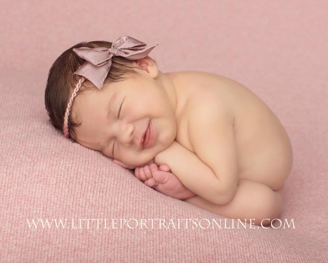 Reese | Lake County Newborn Photographer