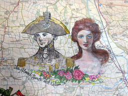 Lord Admiral Nelson and Emma Hamilton