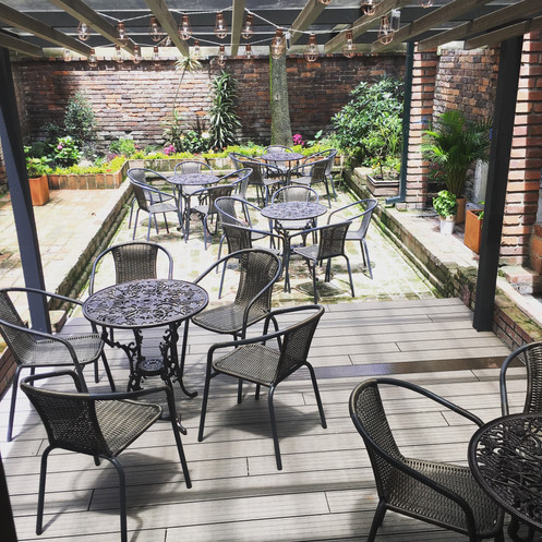 beale patisserie pastaleria bogota terraza