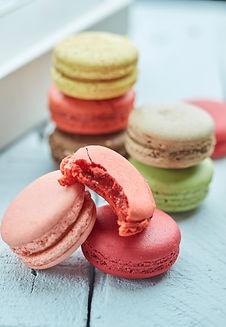 Pasteleria Francesa Macarons