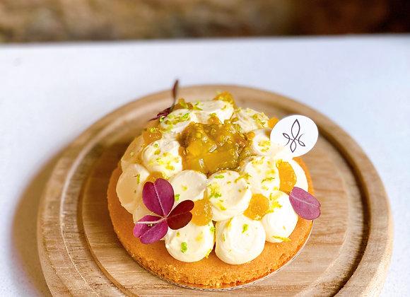 Cheesecake de Lulo y Maracuya