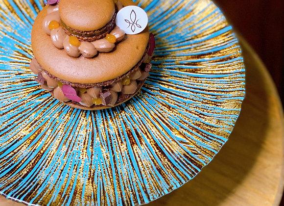 Macaron Chocolat Exotique
