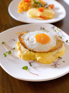 Croque Madame Beale
