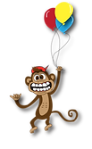 out of pocket monkey