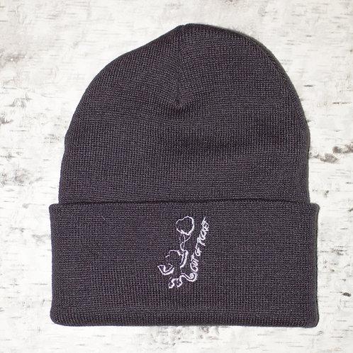 Blue Winter Hat