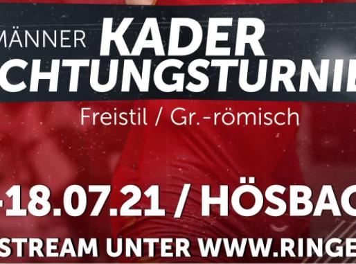 DRB-Kaderturnier und große deutsche Leipziger-Achse bleibt beim AVG!