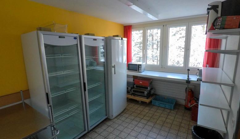 Nebenraum zur Küche