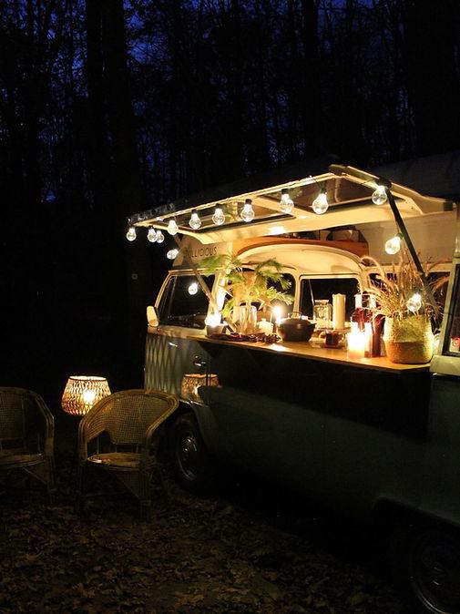 Bullicious Events mobile Bar Glühwein Bu