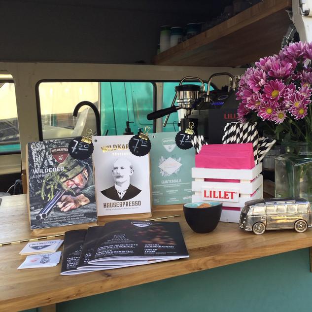 Bullicious Events auf dem Germeringer Wochenmarkt