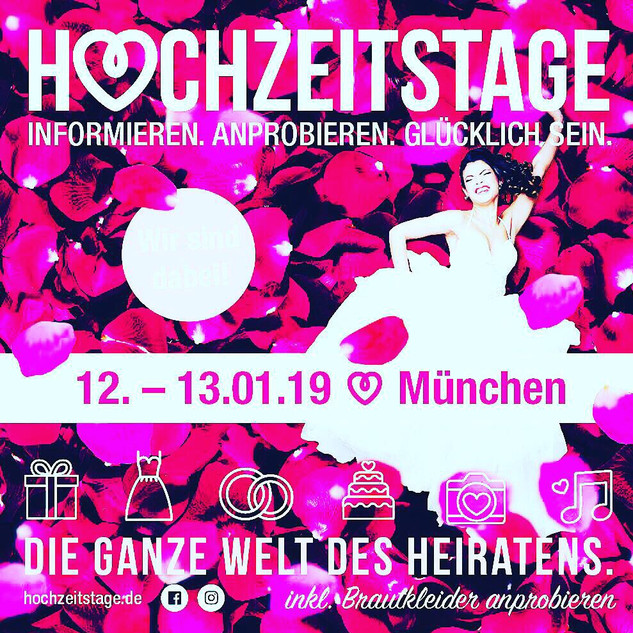 Hochzeitstage München Bullicious Events
