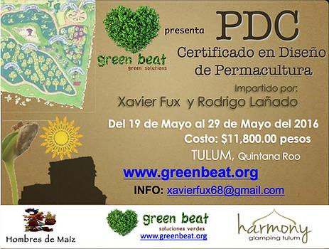 Curso PDC en Mexico