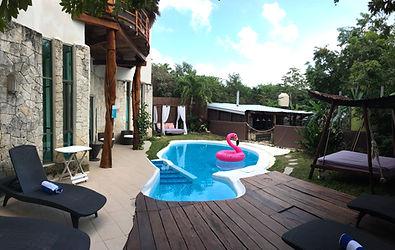 TULUM, MEXICO HARMONY HOTEL & GLAMPING