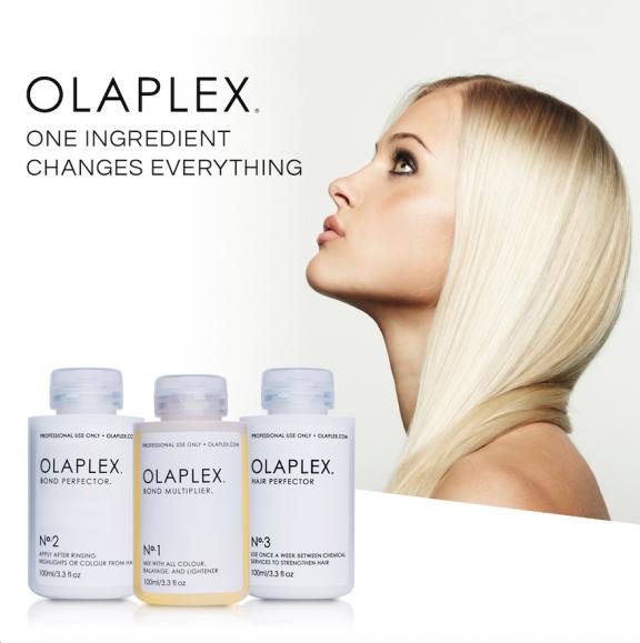 Olaplex stand alone treatment