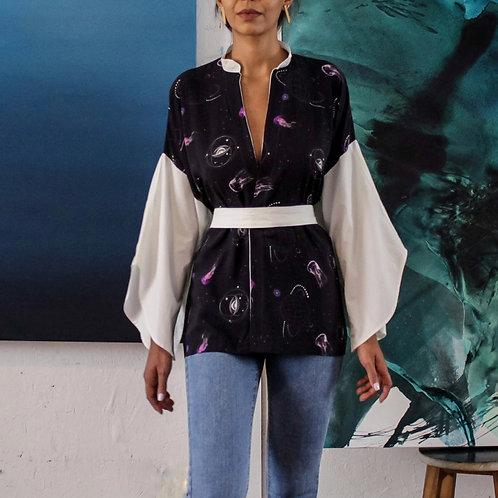 Kimono Camisa Hermética