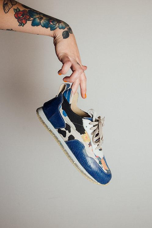 jogger Azul