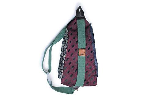 Shoulder Bag Azul/verde