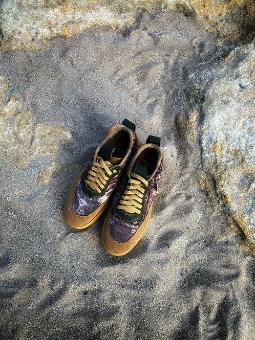 Sneaker Farrapo + Gasp verde
