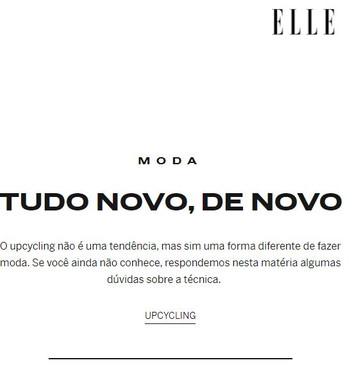 Revista Elle Brasil