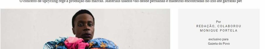 Matéria no caderno Viver Bem da Gazeta