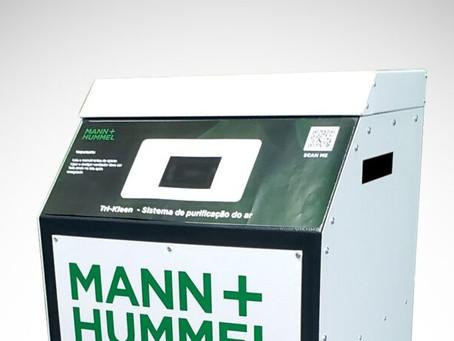 Mann+Hummel desenvolve sistema de filtragem para ambientes fechados contra vírus e bactérias