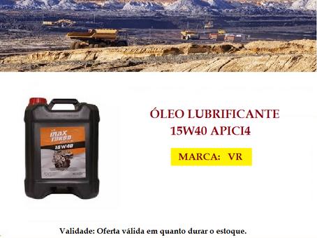 Óleo Lubrifcante 15w40 APICI4