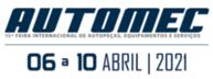 AUTOMEC 2021- 15ª Feira Internacional de Autopeças, Equipamentos e Serviços.