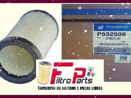 FILTRO P532506 DONALDSON - CONVERSÕES TR-25136/ AF-25136M/ RS-3511 / ASR-513.