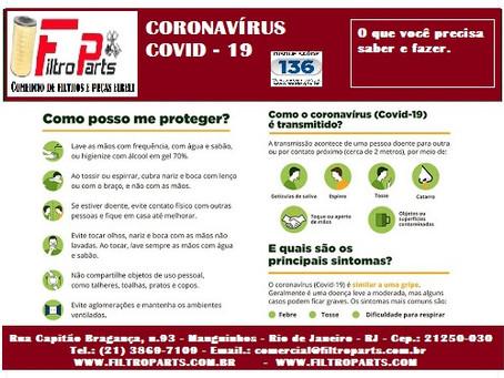 TODOS JUNTOS NA LUTA DO COVID-19