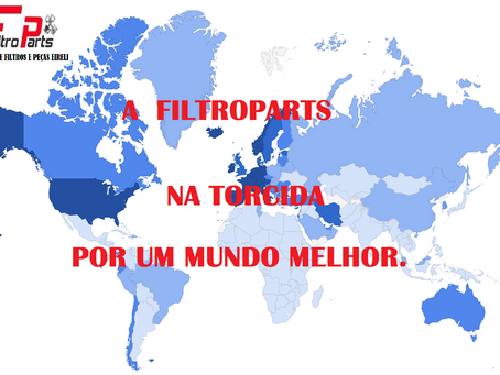 TODOS JUNTOS, POR UM MUNDO MELHOR.