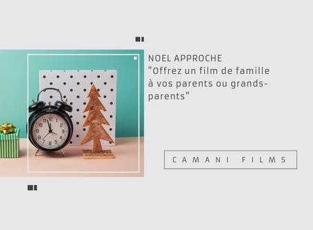 Noël approche : offrez un film de famille