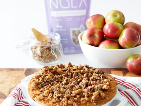 Simple, Gluten-Free and Vegan Apple Crumble Recipe