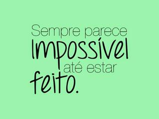 O que é impossível?