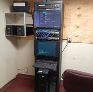 I.T. rack