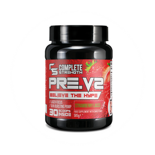 Strawberry Laces - PreV2 - Pre Workout