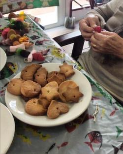 Rosaris ensucrats - tradiciones