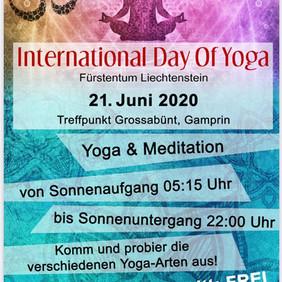 International Yoga Day Liechtenstein