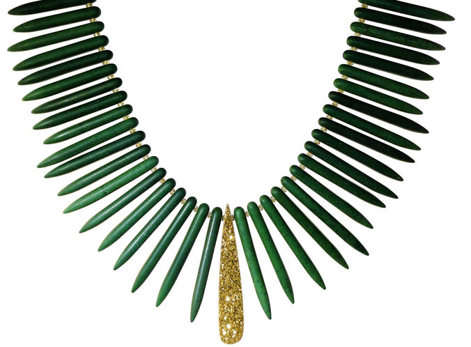 josanne mark statement necklace