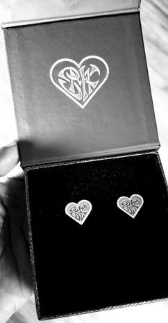 Custom Insignia Stud Earrings