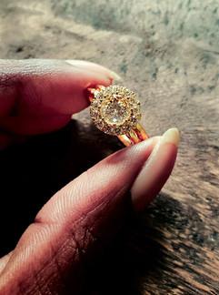 Josanne Mark custom jewelry