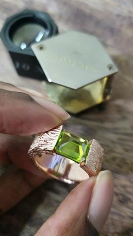Custom Men's Ring